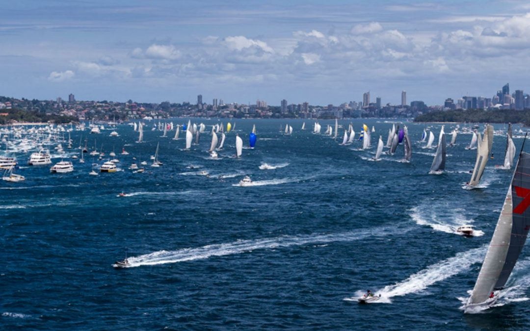 Creating the Pathway in Offshore Sailing: The Rolex Sydney-Hobart