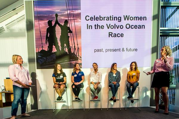 Celebration of women in sailing